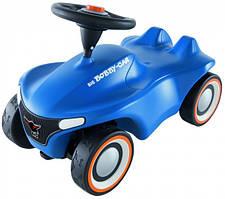 Машинка для катания малыша Big Нео синяя