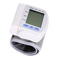 Тонометр на запястье Automatic Blood Pressure Monitort, автоматический