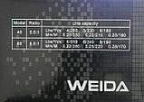 Катушка Weida HO 30A 3+1bb, фото 2