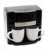 Кофеварка капельная Rainberg RB-613 на 2 чашки 500 W, фото 2