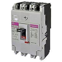 Автоматический выключатель EB2S 160/3LF 20А 3Р 16кА ETI 4671802
