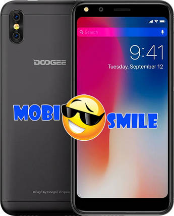 Смартфон Doogee X53 1/16Gb Гарантия 12 месяцев, фото 2