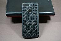Чехол бампер силиконовый Huawei Honor 7A Pro (AUM-L29) Хуавей цвет черный Soft-touch