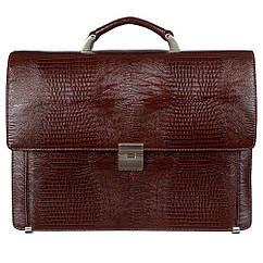 Портфель мужской кожаный DESISAN