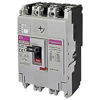 Автоматический выключатель EB2S 160/3LF 25А 3Р 16кА ETI 4671803