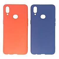 Чехол силиконовый для Samsung A10s / A107 | Soft Touch