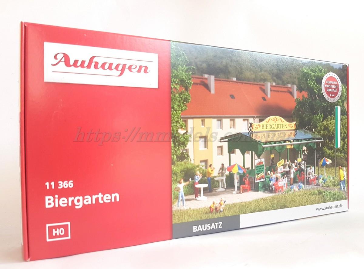 """Auhagen 11366 Сборная модель """"Пивной сад"""", масштаба H0,1/87"""