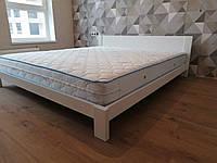 Кровать Тайра. Компактная модель в минималистическом стиле. Хорошо подходит для небольших помещений., фото 1