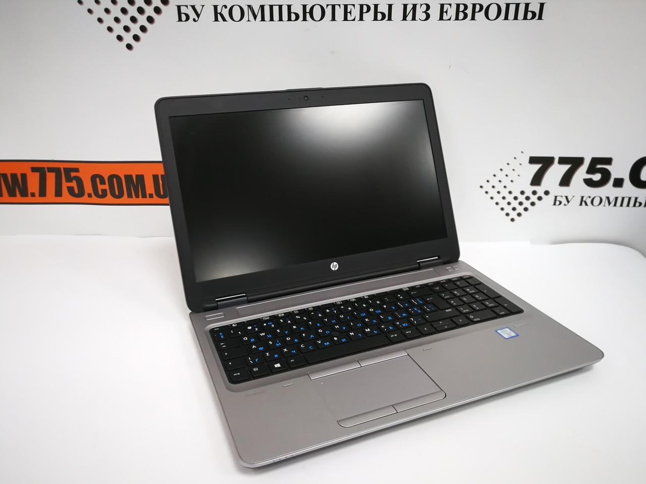 """Ноутбук HP ProBook 650 G2, 15.6"""", Intel Core i5-6300U 3.0GHz, DDR4 8ГБ, HDD 500ГБ, Win10 Pro"""