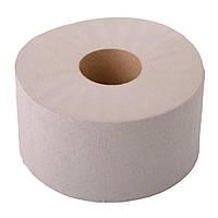 Туалетная бумага серая джамбо Eco Point Ekonom 150м