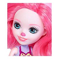 Игровой набор кукла Enchantimals Друзья с пекарни Поросенок  FJJ28, фото 3