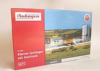 Auhagen 12264, Нефтебаза с высоким баком, модель масштаба H0 / TT, фото 1
