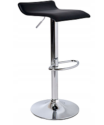 Барный стул черный