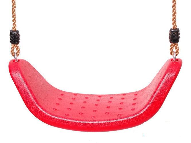 Качели для детей большие Lux Just Fun Красный