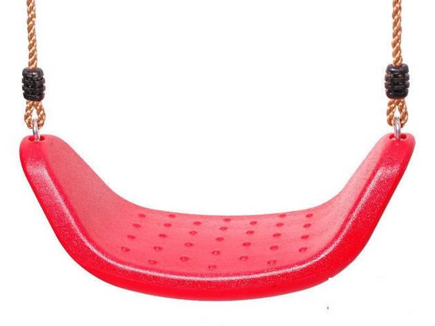 Качели для детей большие Lux Just Fun Красный, фото 2