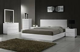 Спальня из массива дерева 001