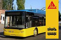 Автобусы, троллейбусы