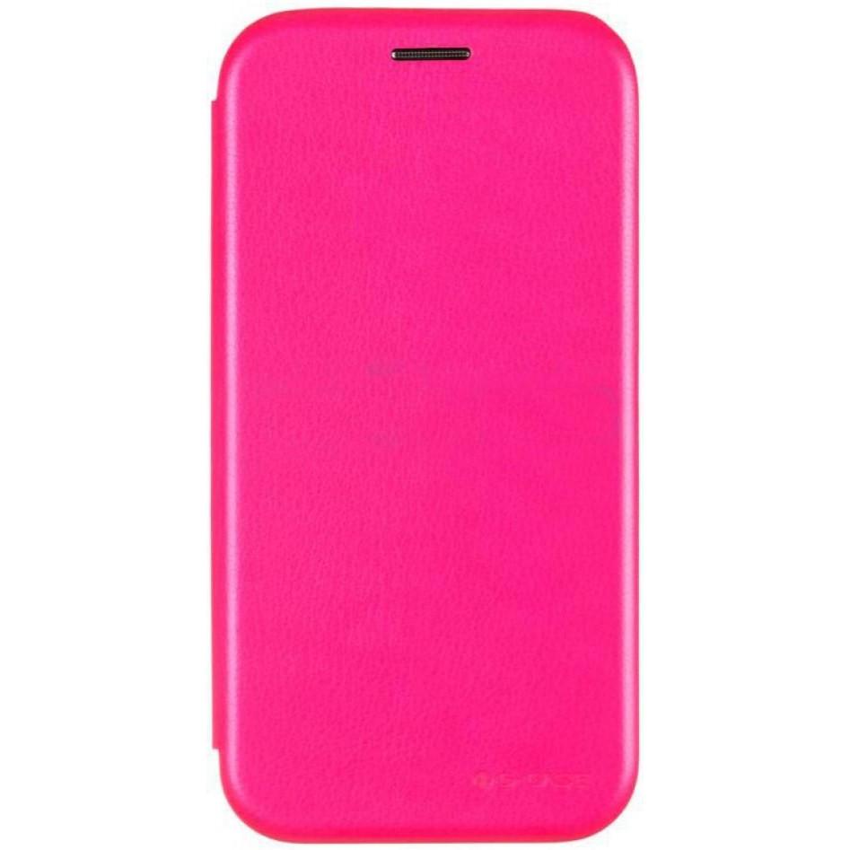Чохол Book Cover G-Case Ranger Samsung Series J730 (J7-2017) Pink (61901)