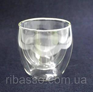 9200078 Термо - Пиала двойное стекло (200ml) термостекло