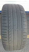 Шина б\у, летняя: 235/40R18 Continental Conti Sport Contact 5