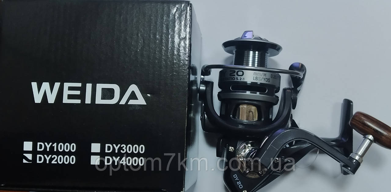 Катушка Weida DY-40A