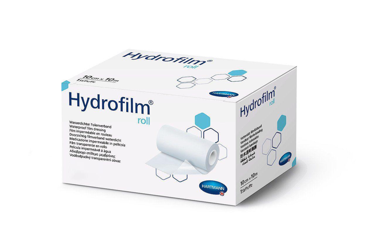 Hydrofilm roll / Гидрофильм ролл  10cм x 10м - пластырь из прозрачной пленки в рулоне