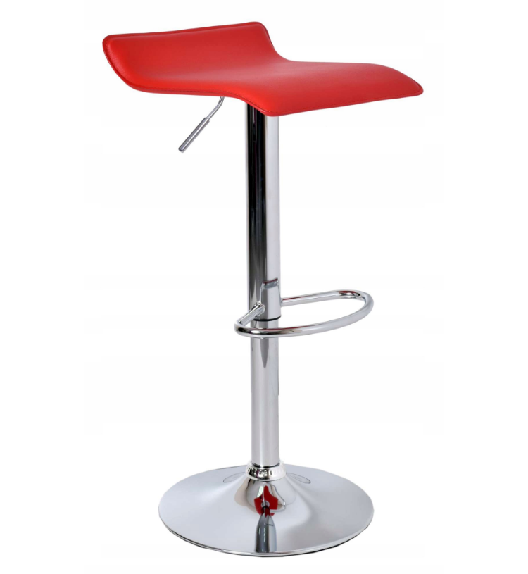 Барный стул Porti(красный)