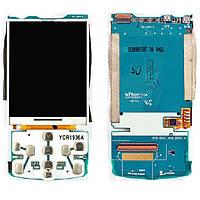 Дисплей (LCD) для Samsung E251 (с платой), оригинал