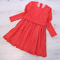 Р.134-152 детское платье Анна