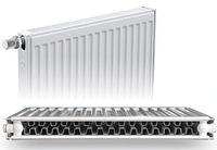 Радиатор стальной тип 22 1000мм. Х 500мм. Teplover (боковое подключение)