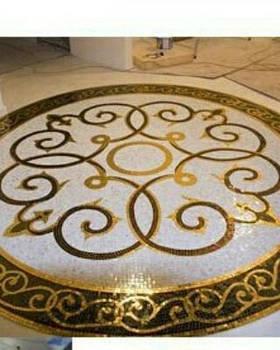 Мозаїка художня: мозаїчні стіни і підлоги.