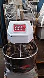 Тестомес спиральный  Vektor HC 80 двухскоростной с фиксированной дежой. (80 литров) Новый, фото 4