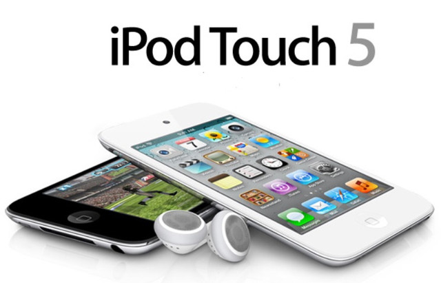 ..: iPod Touch 5