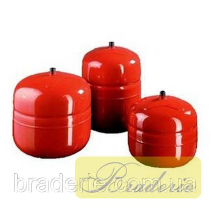Расширительный бак 12 литров (Круглый), фото 2