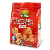 Печенье бисквитное с витаминами Tuestis Mini Gullon 250 г Испания