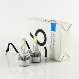 Светодиодные лампы H27 LED HeadLight C6