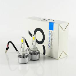 Светодиодные лампы H27 LED HeadLight C6, фото 2