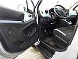 Пластиковые защитные накладки на пороги для Citroen Berlingo II / Peugeot Partner II B9 2008-2018, фото 7