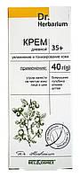 Дневной крем для лица Dr.Herbarium Увлажнение и тонизирование 35+ для всех типов кожи - 40 г.