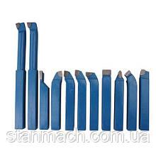 Резцы токарные Optimum 8х8мм 11шт ( отрезные, проходные, подрезные, расточные арт 3441601 )