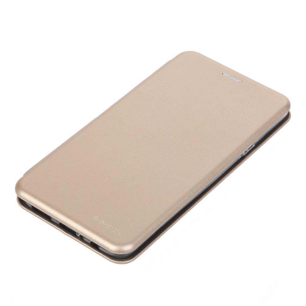 Чехол Book Cover G-Case Ranger Series Samsung A207 (A20s) Gold (75712)