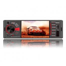 Магнитола с экраном FANTOM FP-4040 Black/Multicolor, фото 2