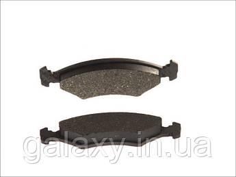 Гальмівні колодки передні Ford Sierra 1,8 - 2,0 / 2,3 D 1983 - 1993 ; Escort 1,1 - 1,6 / 1,6 D 1986 - 1990