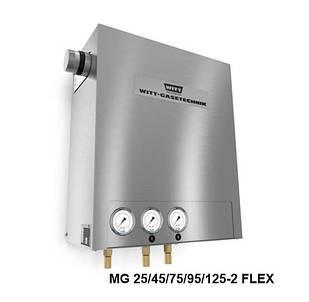 Газовый смеситель MG 25/45/75/95/125-2 FLEX WITT