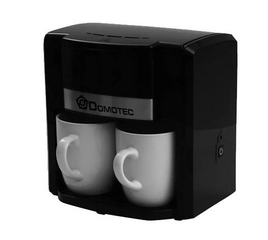Кофеварка DOMOTEC  Ms 0708, фото 2