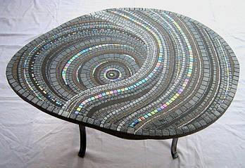 Меблі з мозаїки