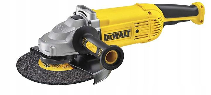 Болгарка DeWalt D28498-QS   2400 W  230 мм