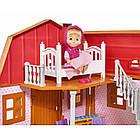 Дитячий ігровий набір Будиночок Маші з аксесуарами Simba 9301038 для дітей, фото 2