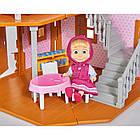 Дитячий ігровий набір Будиночок Маші з аксесуарами Simba 9301038 для дітей, фото 6
