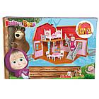 Дитячий ігровий набір Будиночок Маші з аксесуарами Simba 9301038 для дітей, фото 8